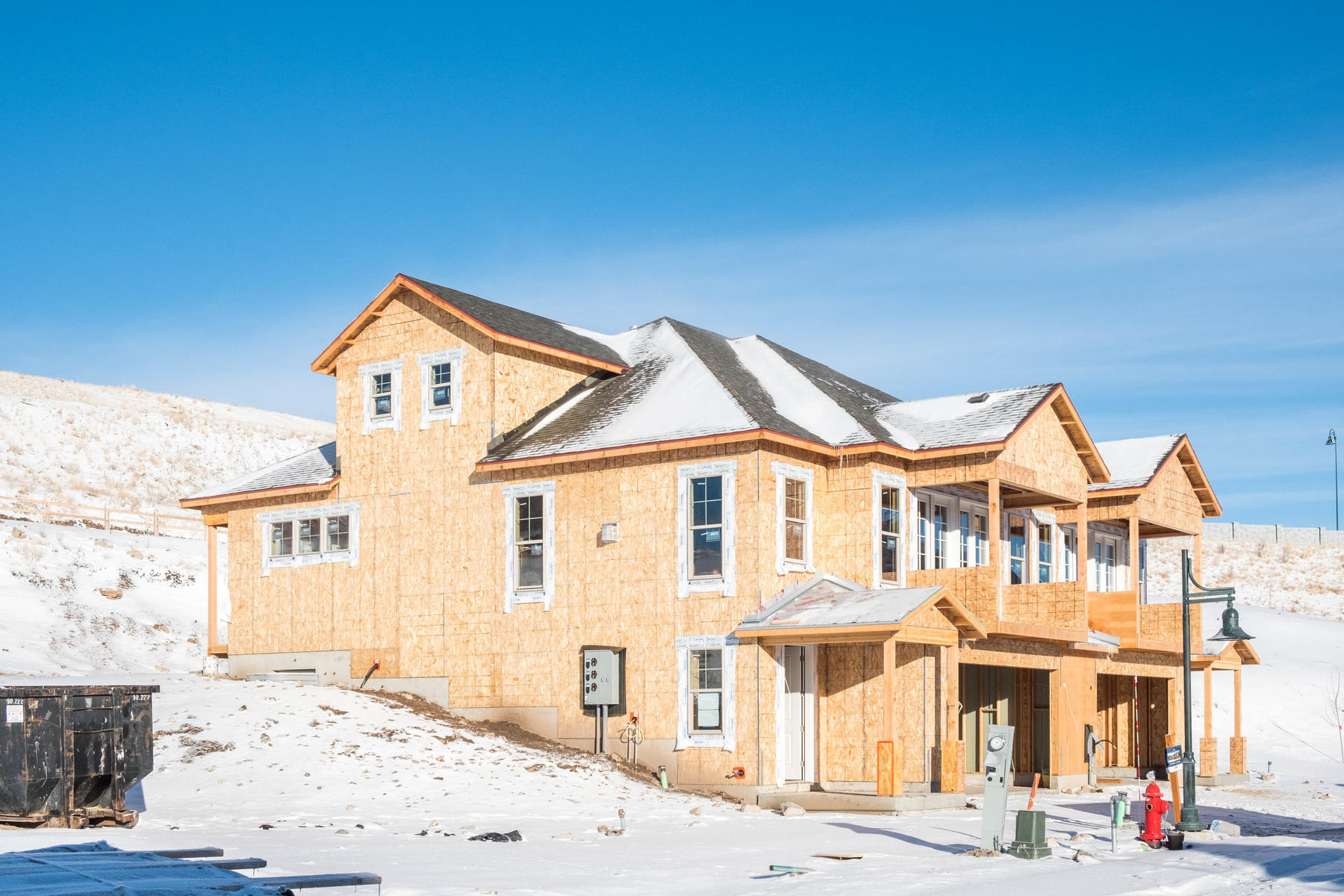 Additional photo for property listing at New Wasatch Springs Townhouse Just Minutes from Park City 1115 W Cattail Court #H4 Heber City, Utah 84032 United States