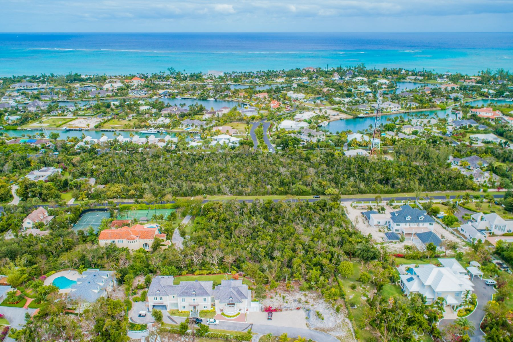 Land for Sale at Bougainvillea Drive West Lot Lyford Cay, Nassau And Paradise Island Bahamas