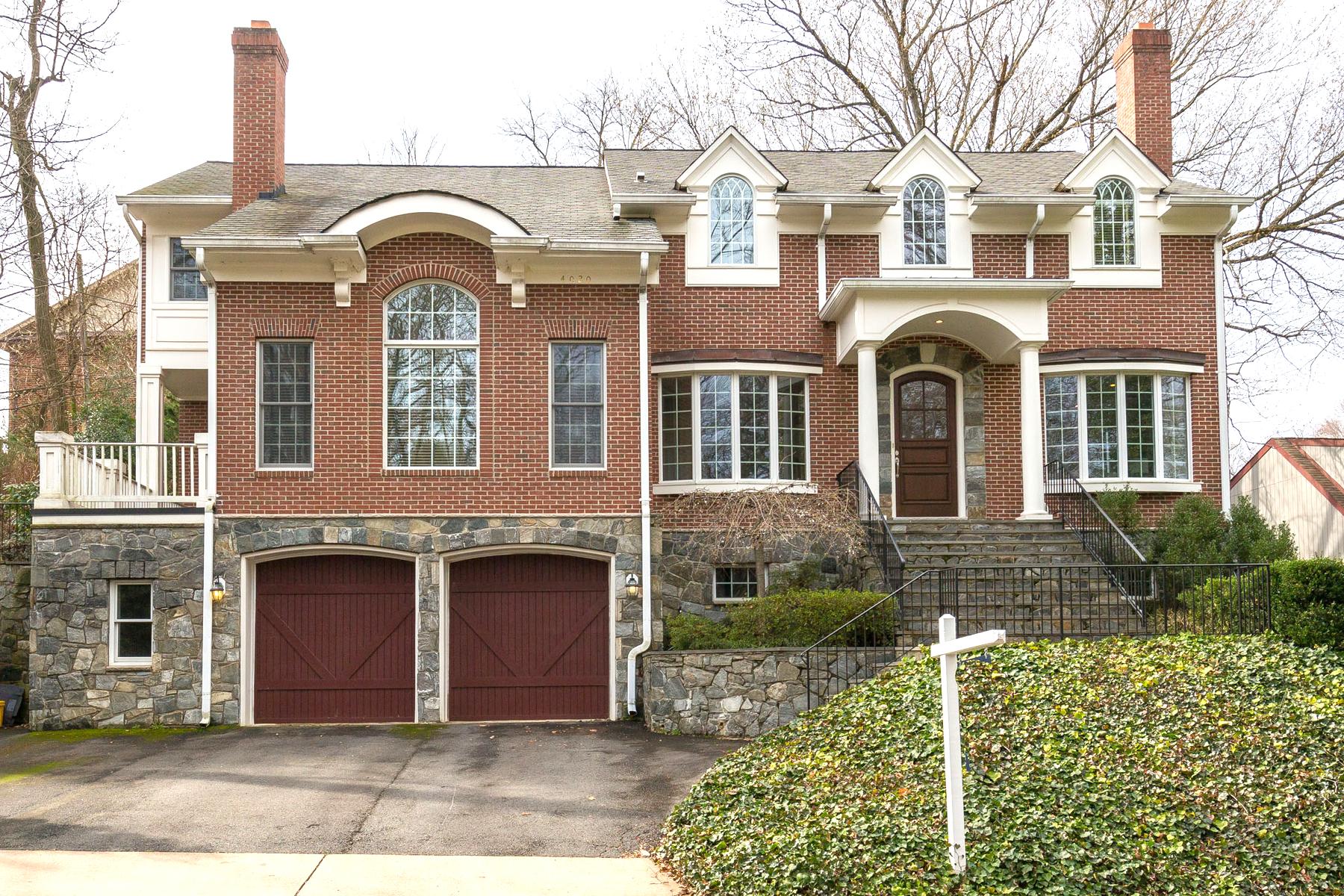 Maison unifamiliale pour l Vente à Arlingwood 4020 Randolph Street N Arlington, Virginia, 22207 États-Unis