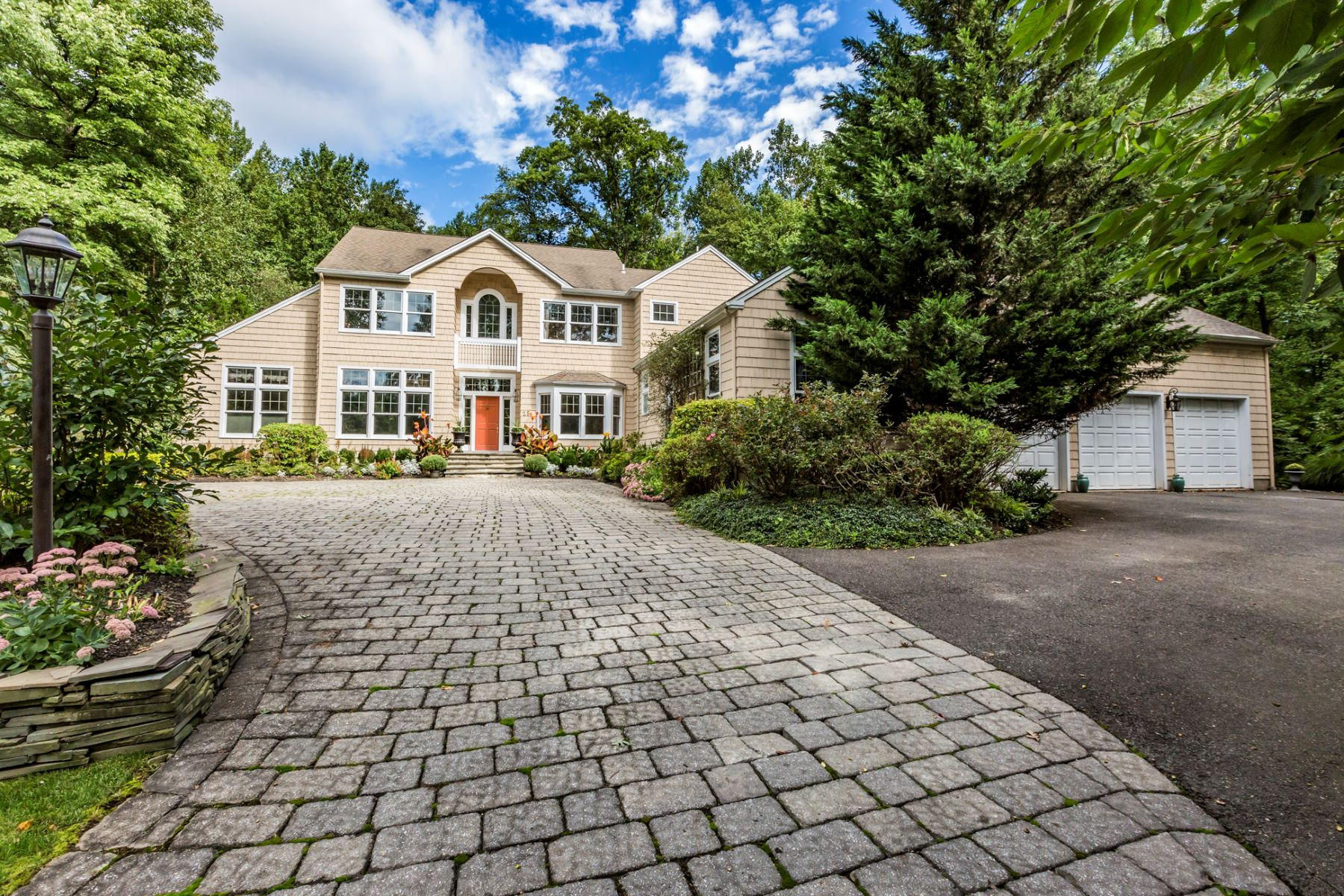 Single Family Home for Sale at The Feeling of the Hamptons - in Princeton! 25 Foulet Drive, Princeton, New Jersey 08540 United States