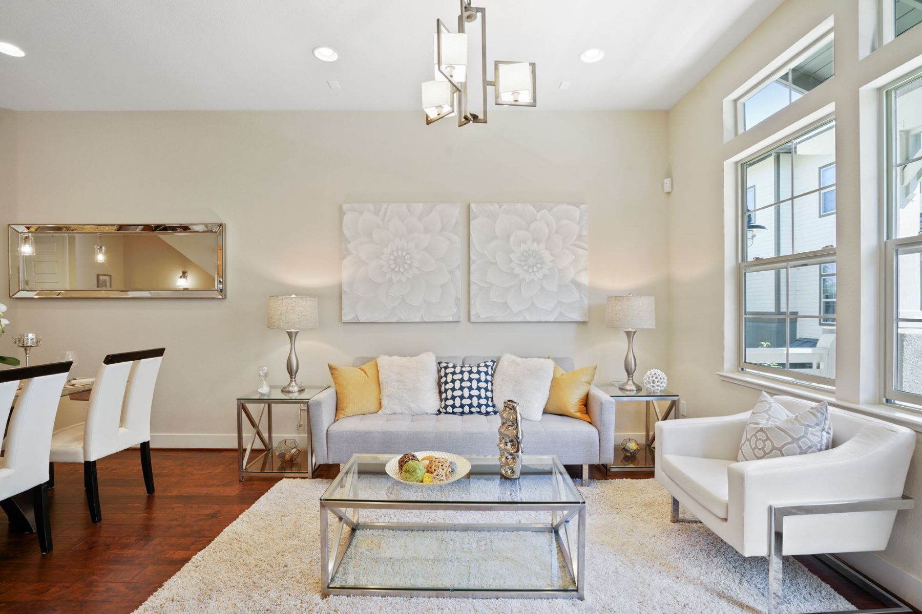 townhouses for Active at Stunning Contemporary Townhome 2827 Olivares Lane San Mateo, California 94403 United States