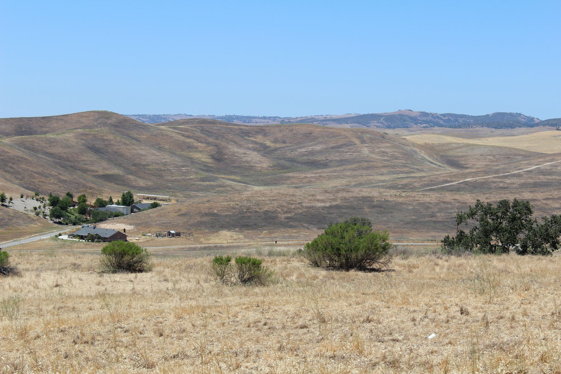 Land for Sale at Build Your Dream Home Lot #17 Claribel Road San Miguel, California 93451 United States