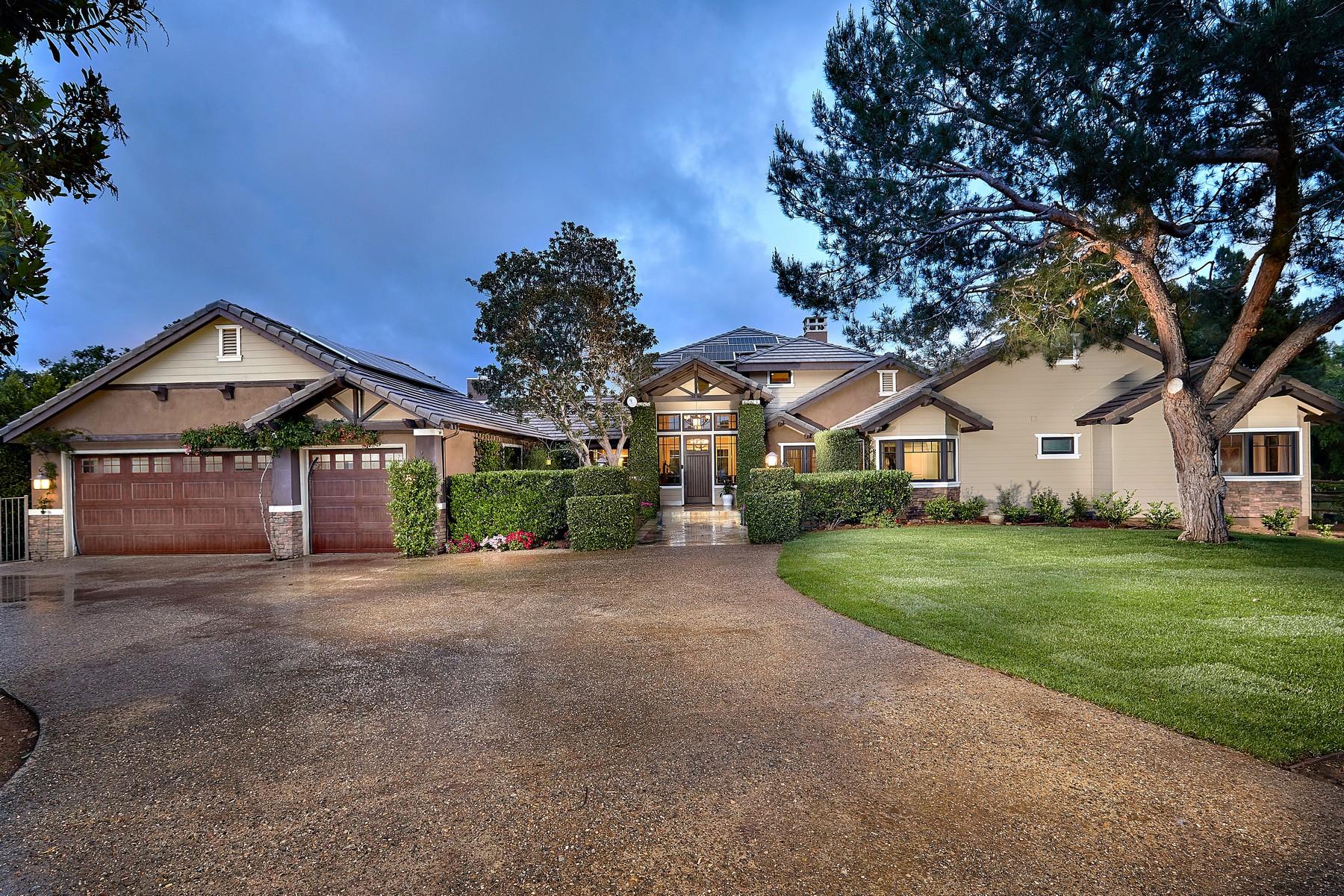 Single Family Homes for Sale at 20461 Fortuna Del Sur Escondido, California 92029 United States
