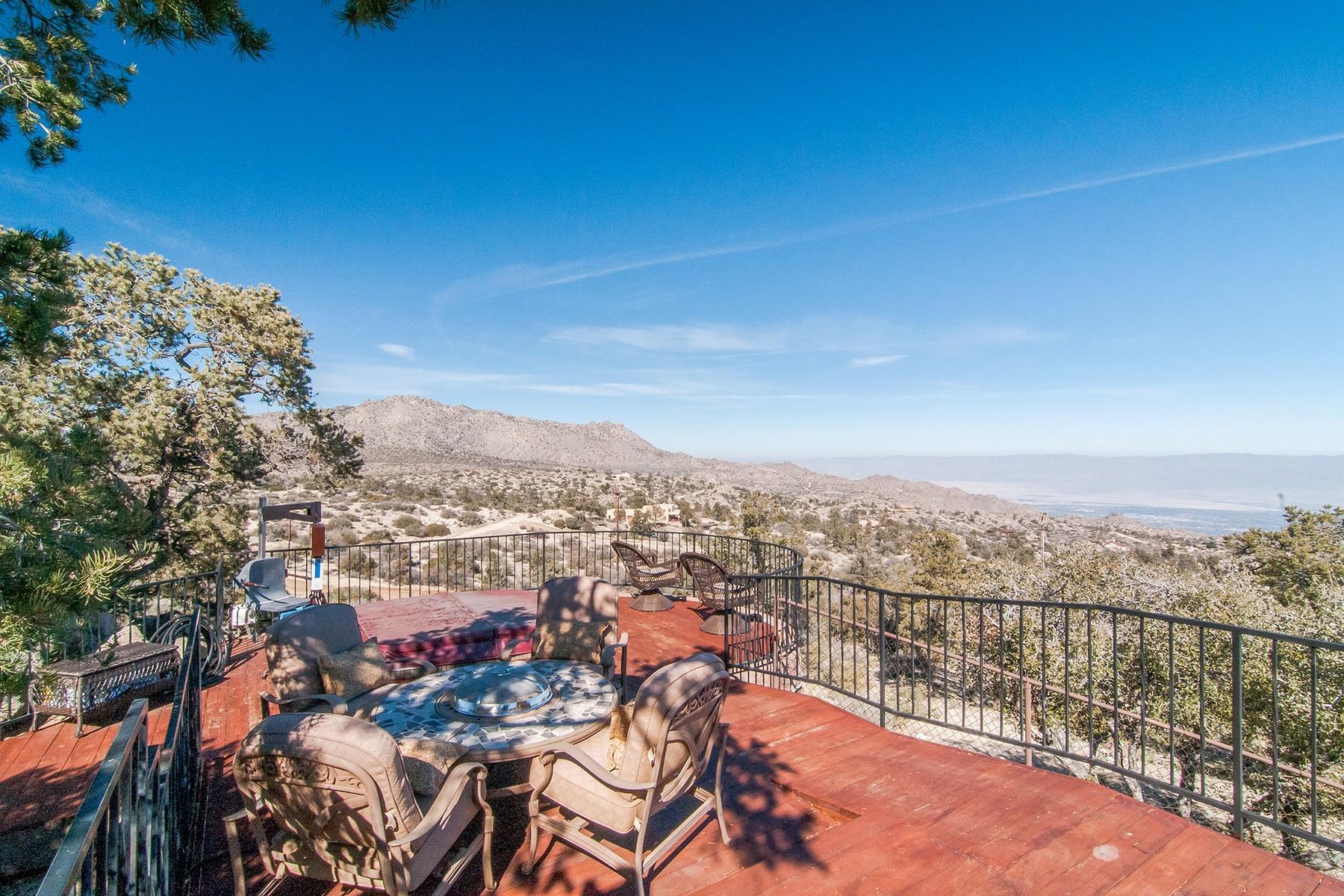 Частный односемейный дом для того Продажа на 70100 Linda Vista Road Mountain Center, Калифорния 92561 Соединенные Штаты