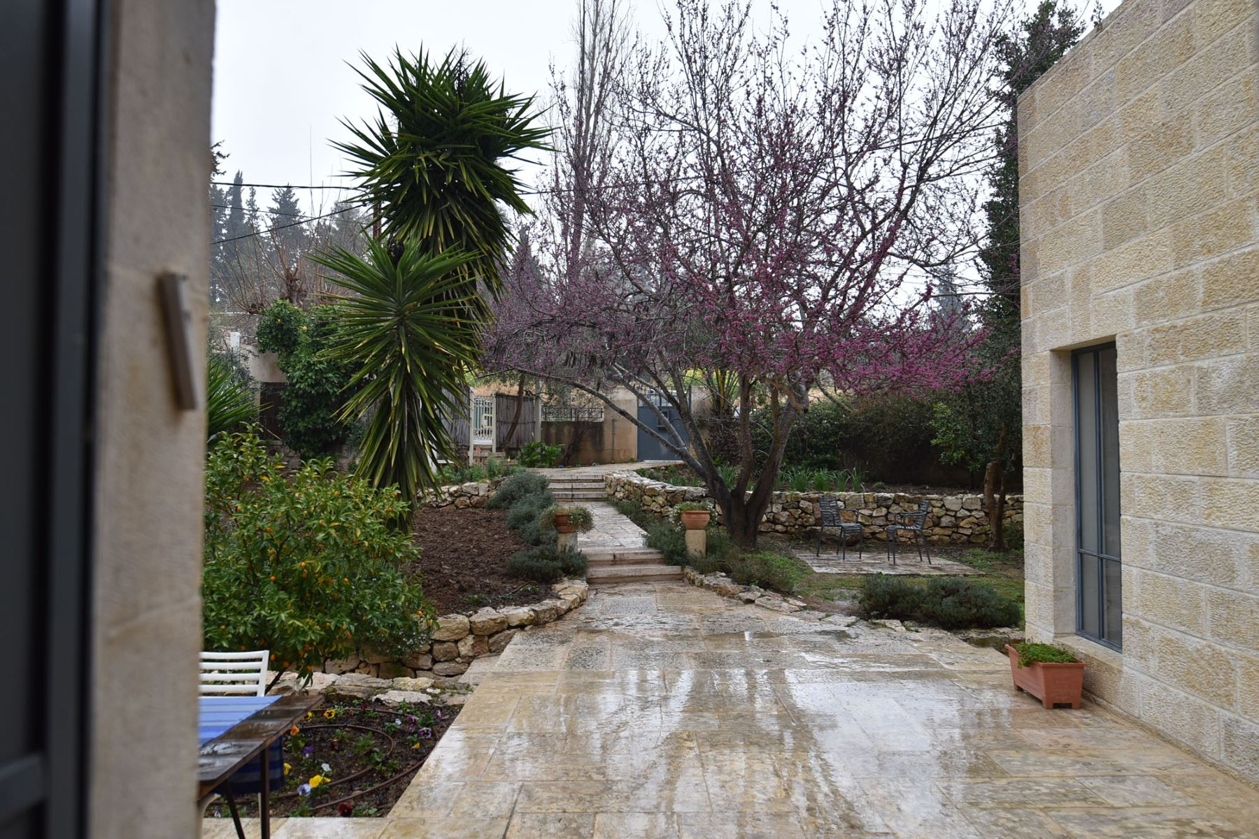 Additional photo for property listing at A Unique Home in Ein Karem 耶路撒冷, 以色列 以色列