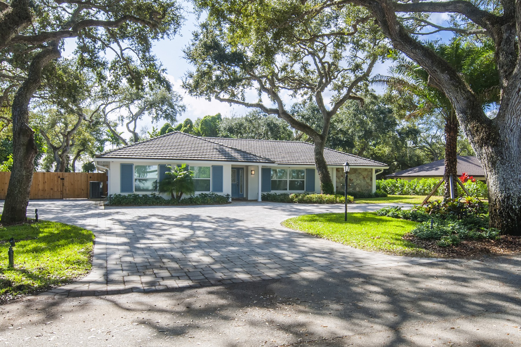 Single Family Homes for Sale at Impeccably Redone Pool Home East of A1A 1491 Smugglers Cove Vero Beach, Florida 32962 United States