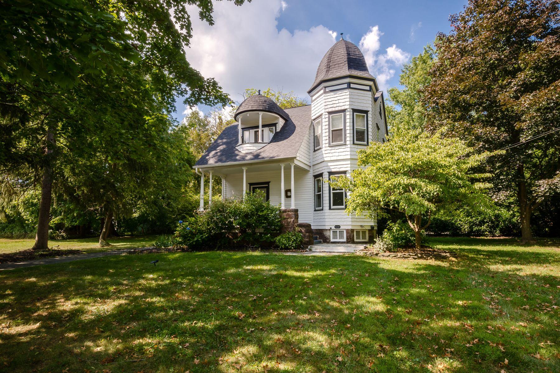 Vivienda unifamiliar por un Venta en Timeless And Elegant 146 Summit Avenue, Ewing, Nueva Jersey 08628 Estados UnidosEn/Alrededor: Ewing Township