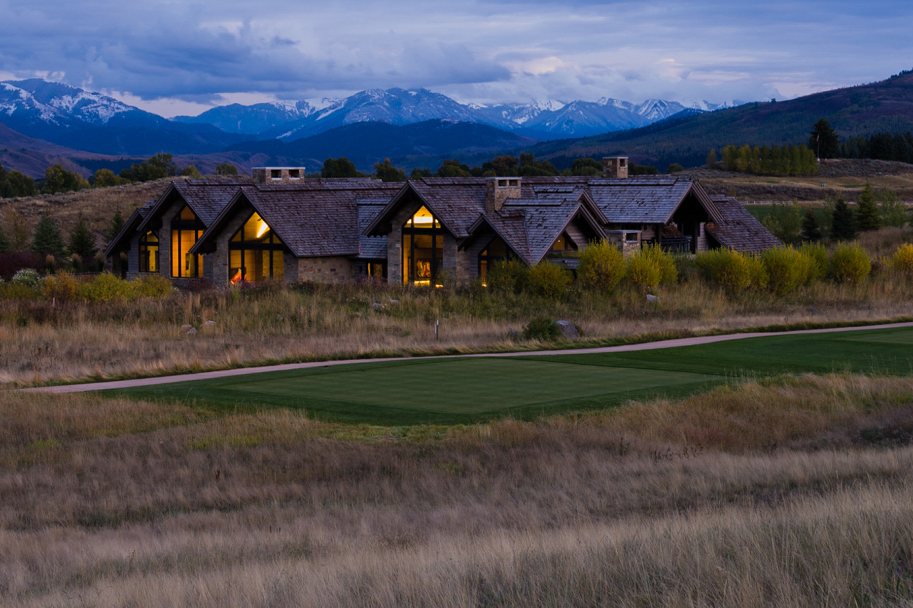 Additional photo for property listing at Stunning Masterpiece in 3 Creek Ranch 3115 Water Cress Lane Jackson, Wyoming 83001 United States