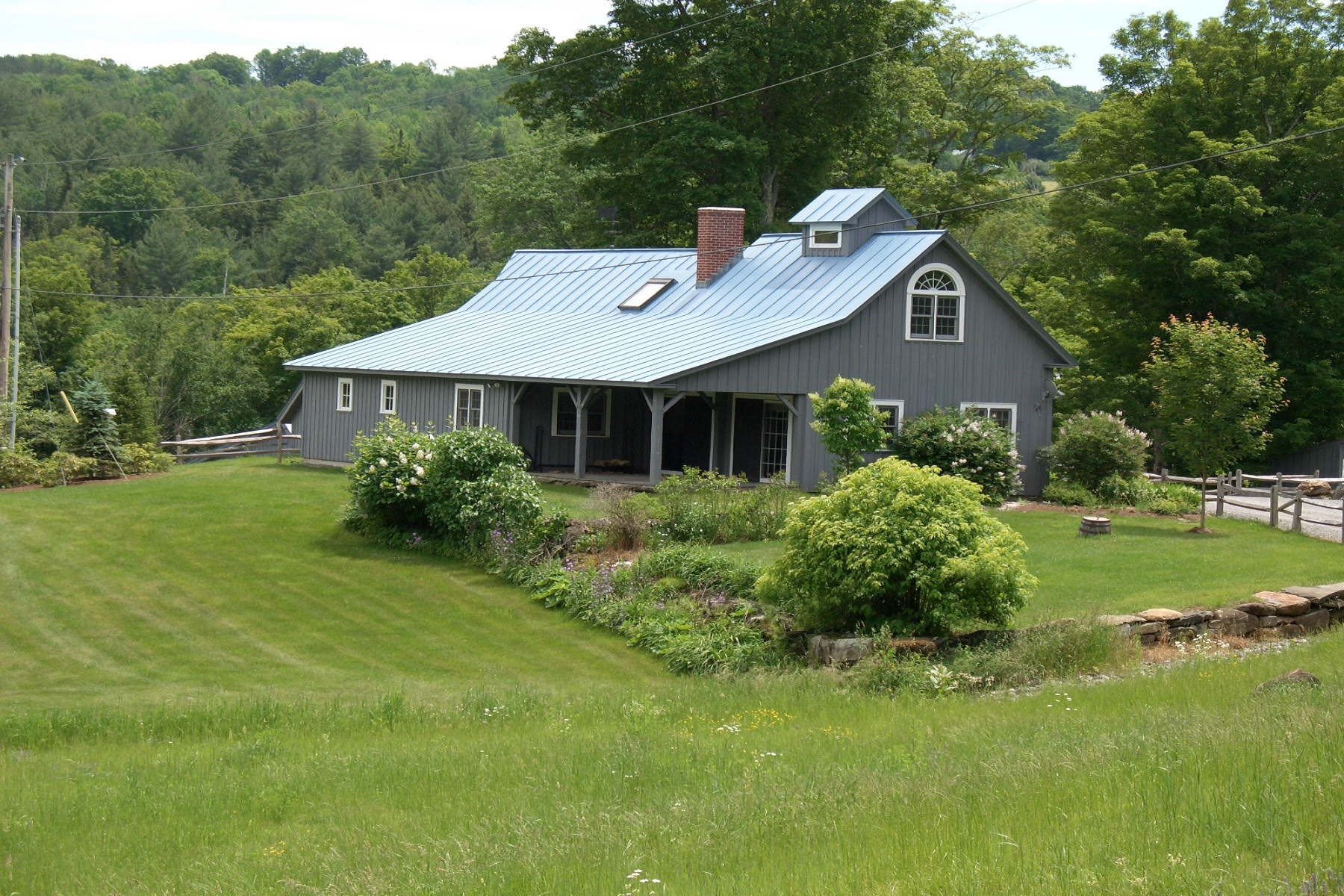 Single Family Home for Sale at Antique Post & Beam 25 Coutu Court, Tunbridge, Vermont, 05077 United States