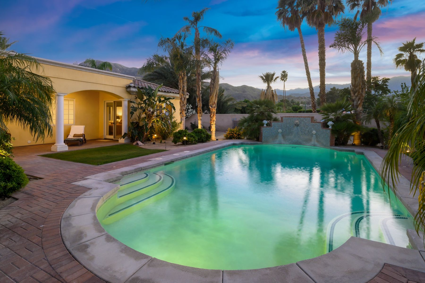 Single Family Homes for Sale at 38785 Peterson Road Rancho Mirage, California 92270 United States