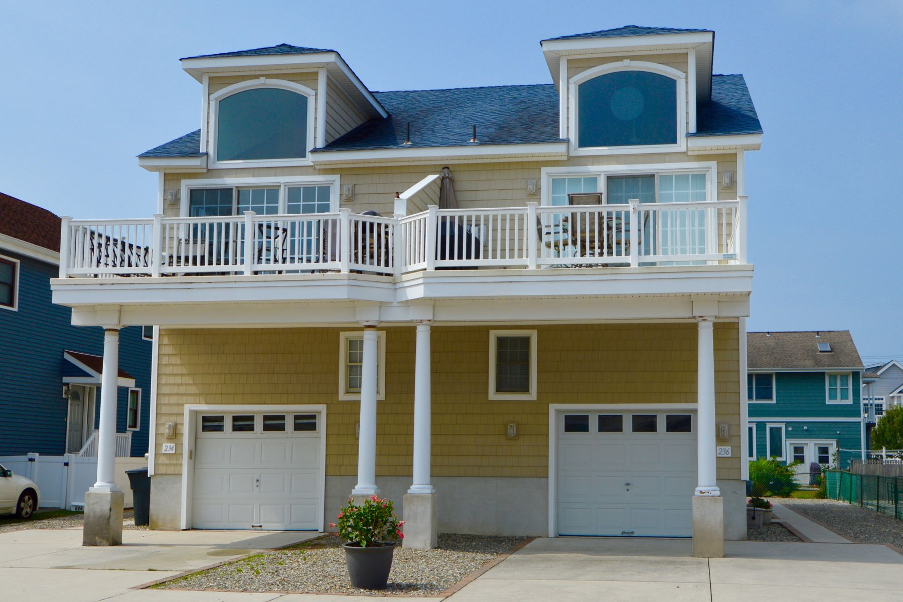 Single Family Home for Sale at Ideal Center of Town Location 236 24th Street Avalon, New Jersey 08202 United States