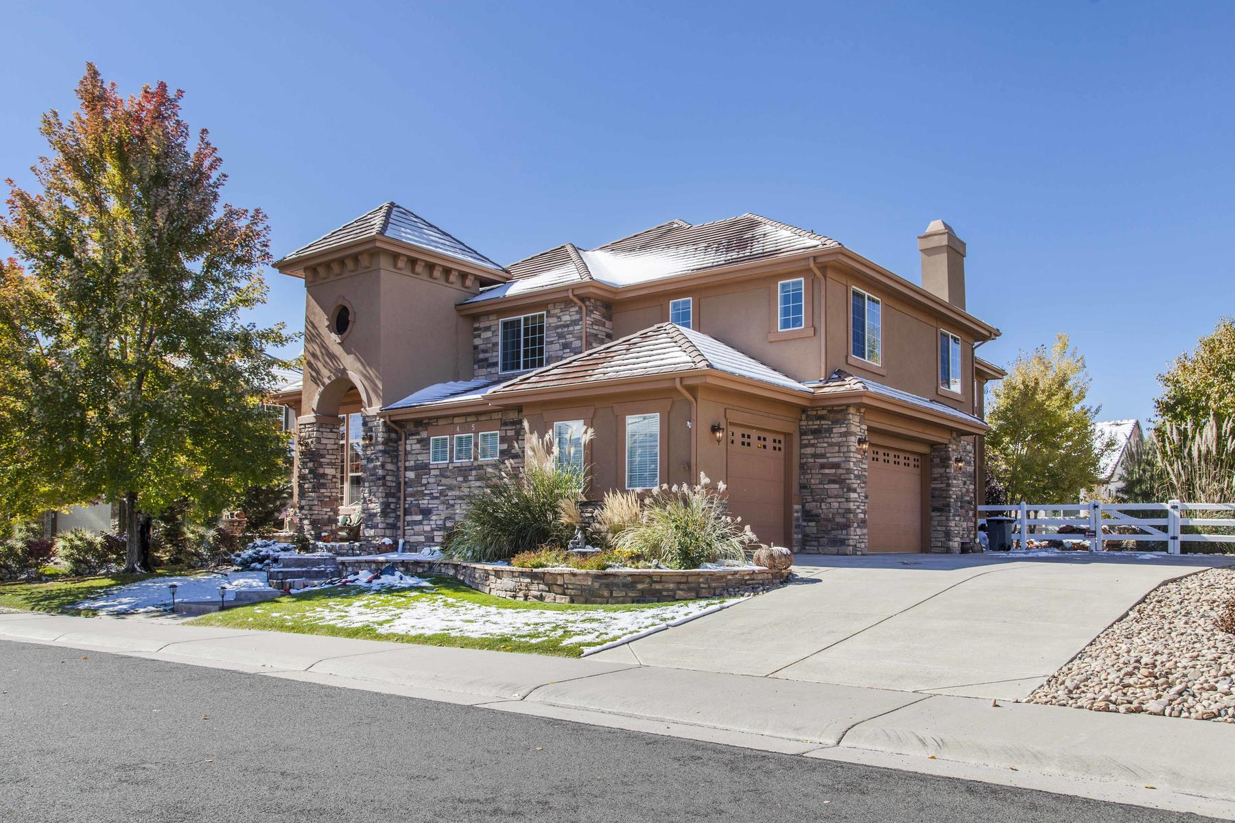 Single Family Home for Active at Gorgeous Turn-Key Two- Story Home In Huntington Trails 14315 Santa Fe St Westminster, Colorado 80023 United States