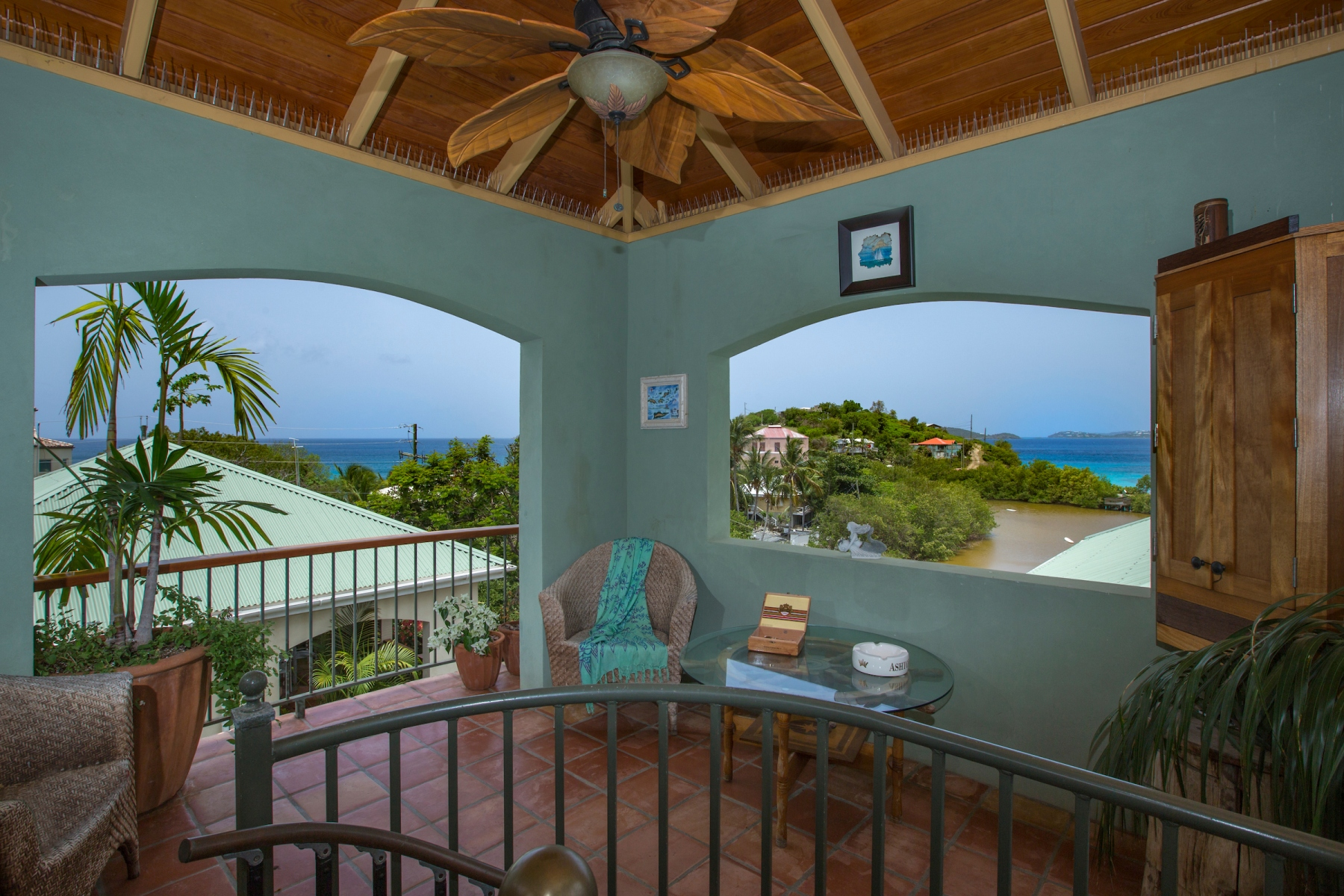 Single Family Home for Sale at El Capitan del Sol 201 Estate Contant & Enighed St John, Virgin Islands 00830 United States Virgin Islands