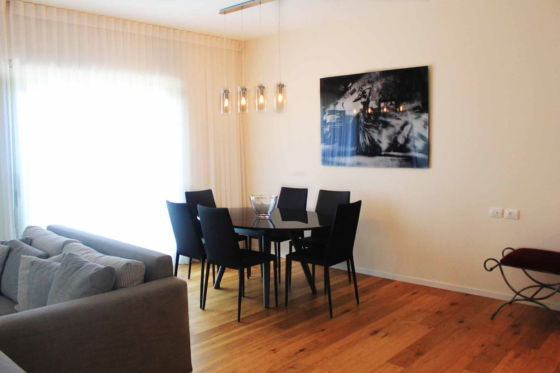 Additional photo for property listing at Elegant Sea View Apartment in Savyoney Ramat Aviv 特拉维夫, 以色列 以色列