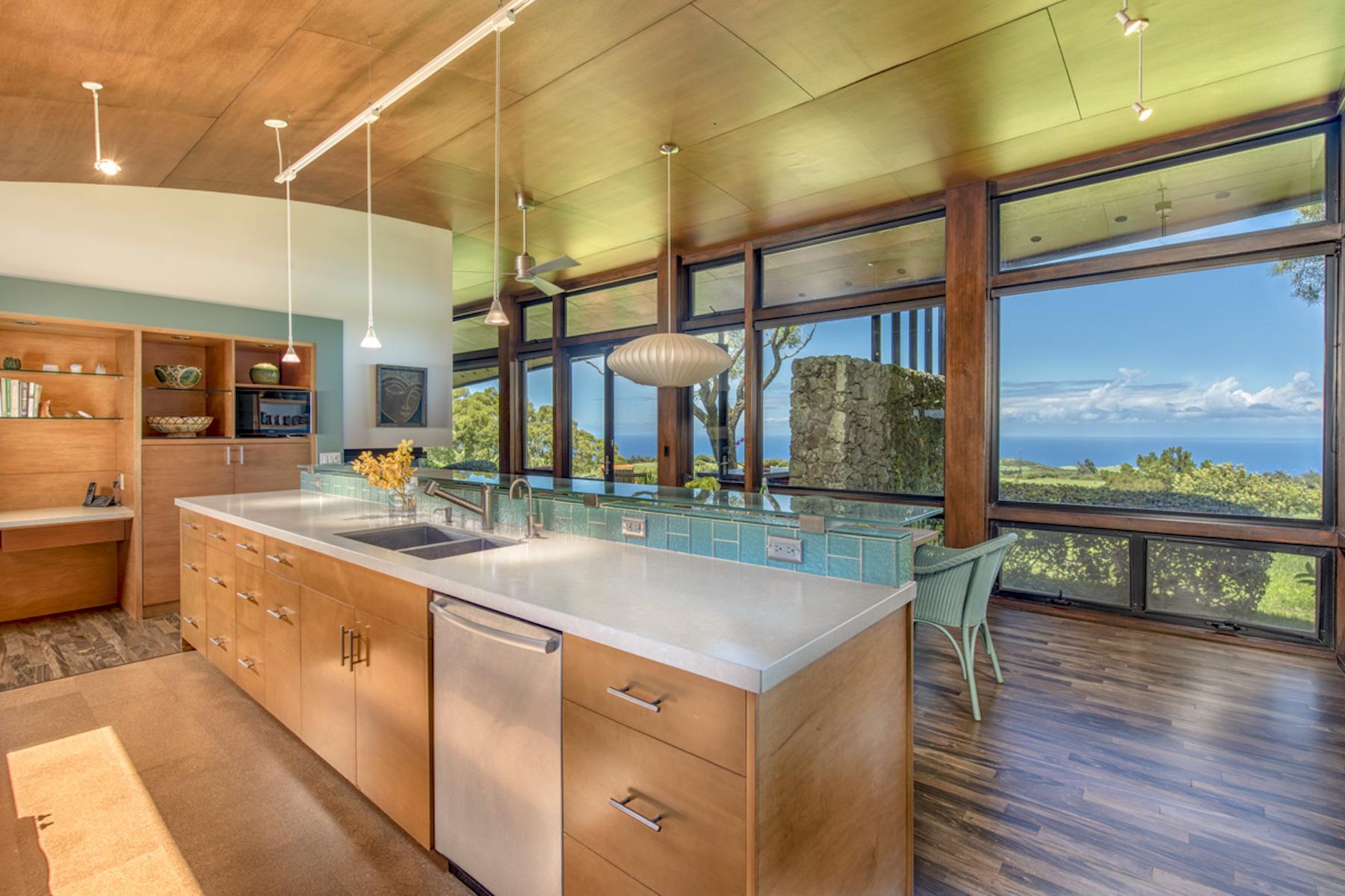 Single Family Home for Sale at Maliu Ridge II 56-3163 Puu Mamo Dr. Hawi, Hawaii 96719 United States