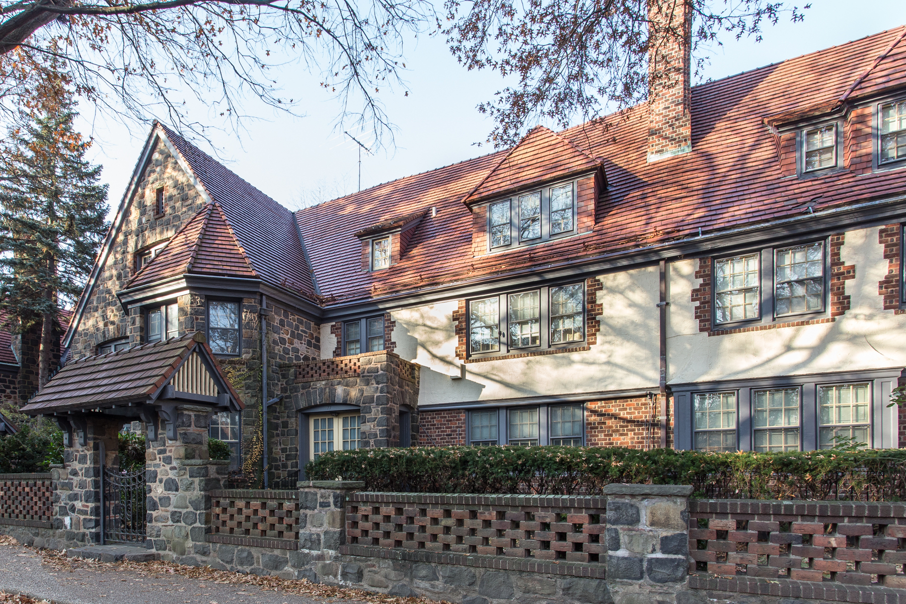 "Townhouse for Sale at ""MAJESTIC TERRACE TOWNHOUSE"" 77 Greenway Terrace, Forest Hills Gardens, Forest Hills, New York 11375 United States"