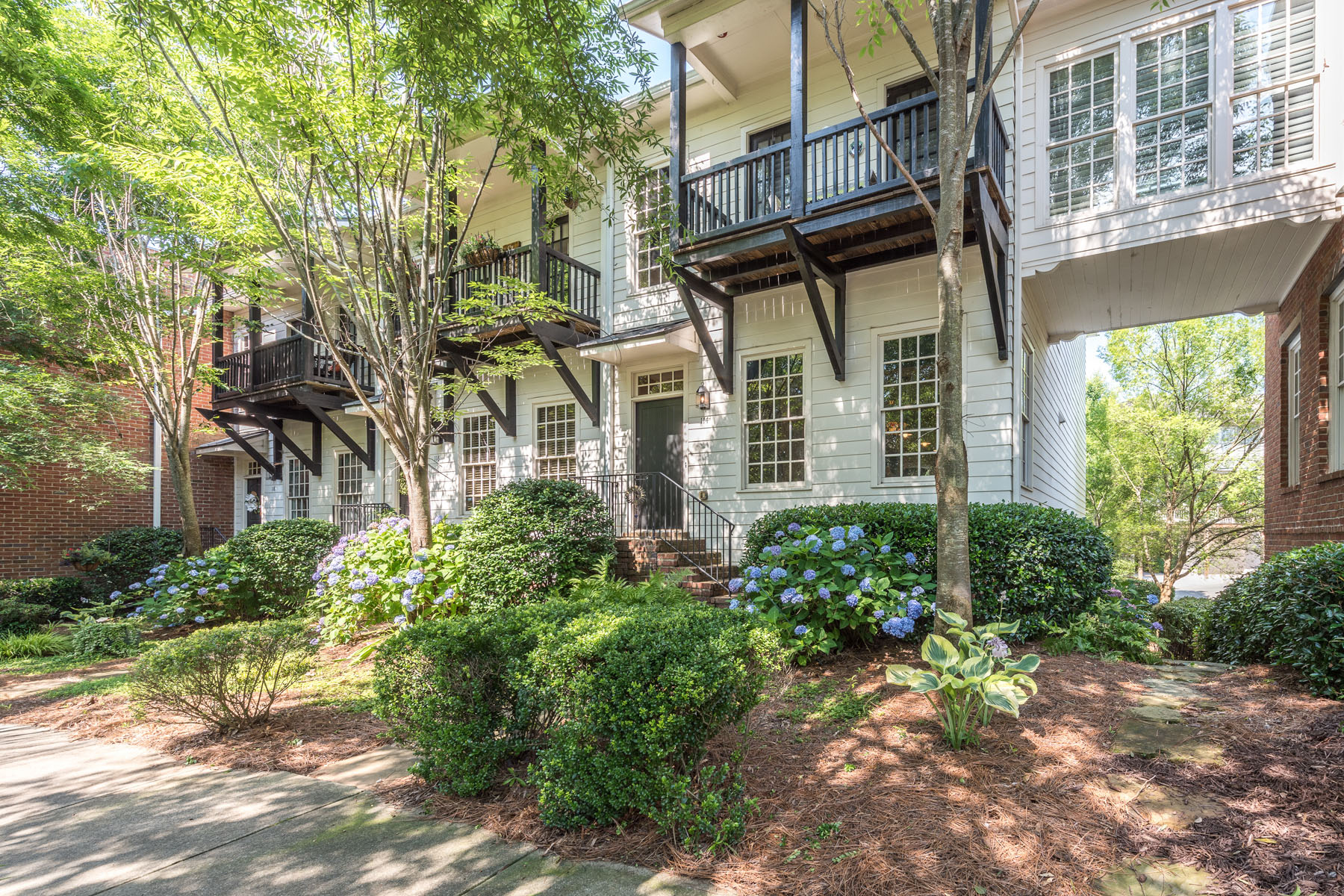 Townhouse for Sale at Exceptional Downtown Woodstock Townhouse 114 Hubbard Road Woodstock, Georgia 30188 United States