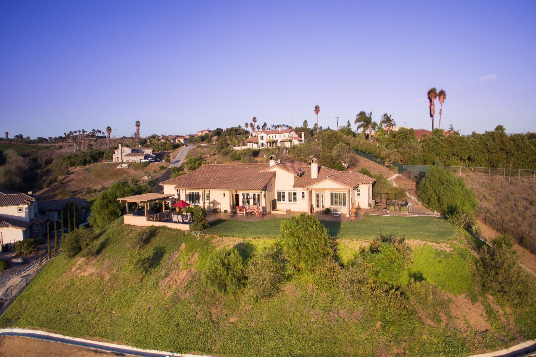 Single Family Homes for Sale at 5605 Hidden Grove Way Bonsall, California 92003 United States