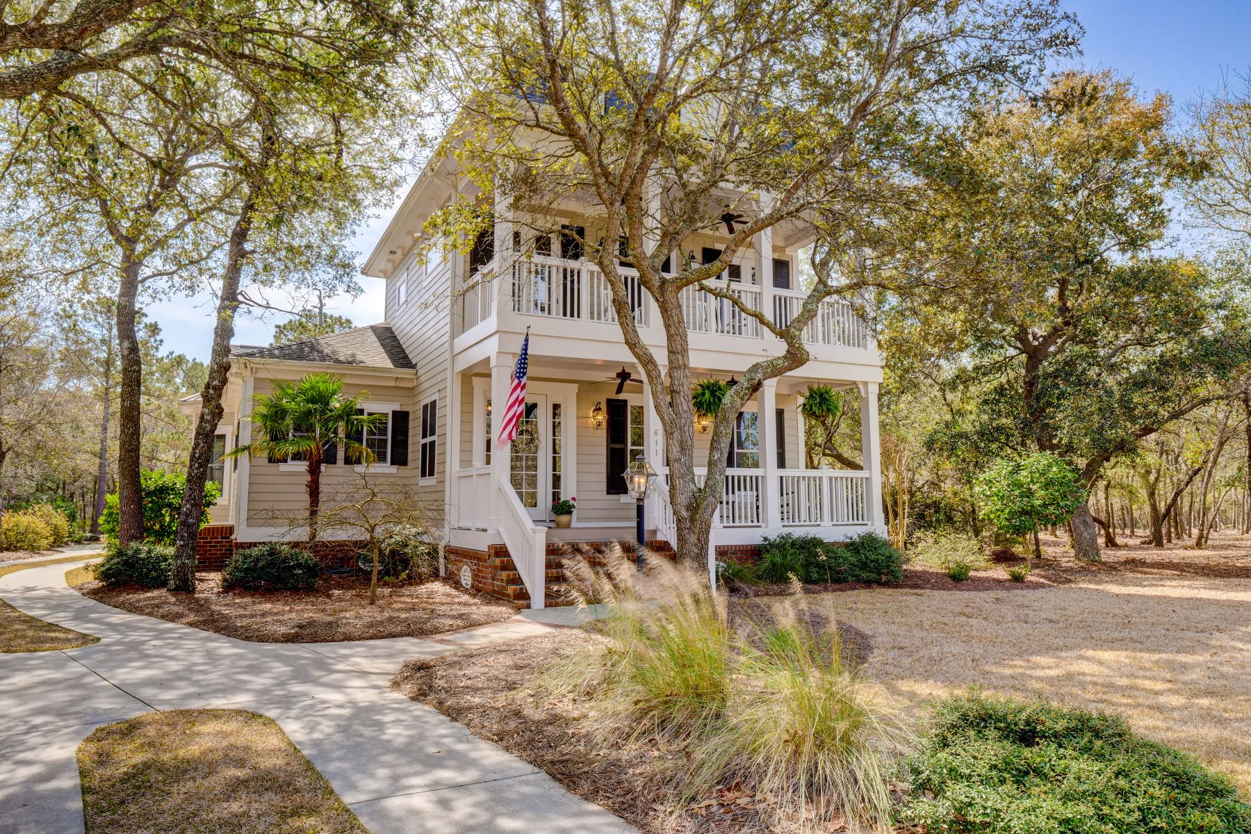 Single Family Homes for Sale at Located a beautifully planned waterfront community 611 Seascape Blvd S SW Supply, North Carolina 28462 United States