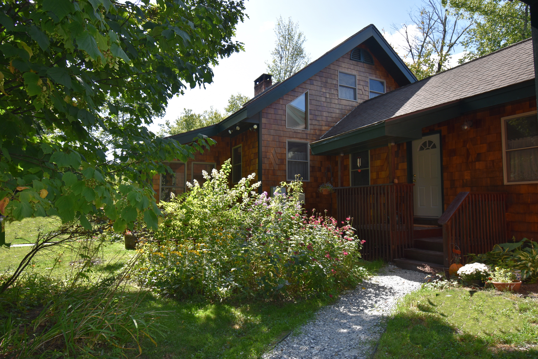 Single Family Homes for Sale at All Things Bright and Beautiful 120 Trout Brook Rd Pittsford, Vermont 05763 United States