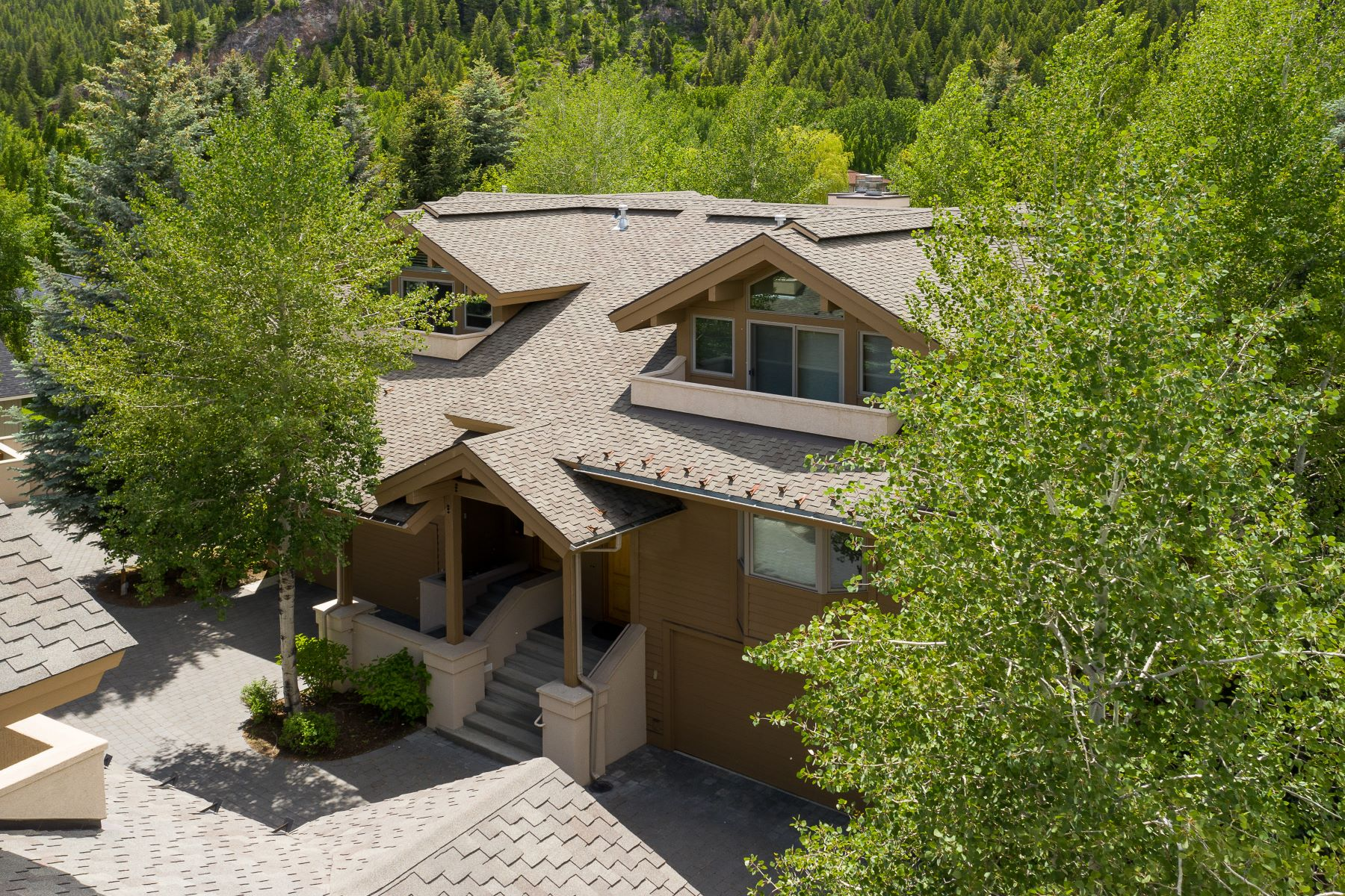 townhouses للـ Sale في Iconic West Ketchum Townhome 161 Bird Drive, Unit A, Ketchum, Idaho 83340 United States