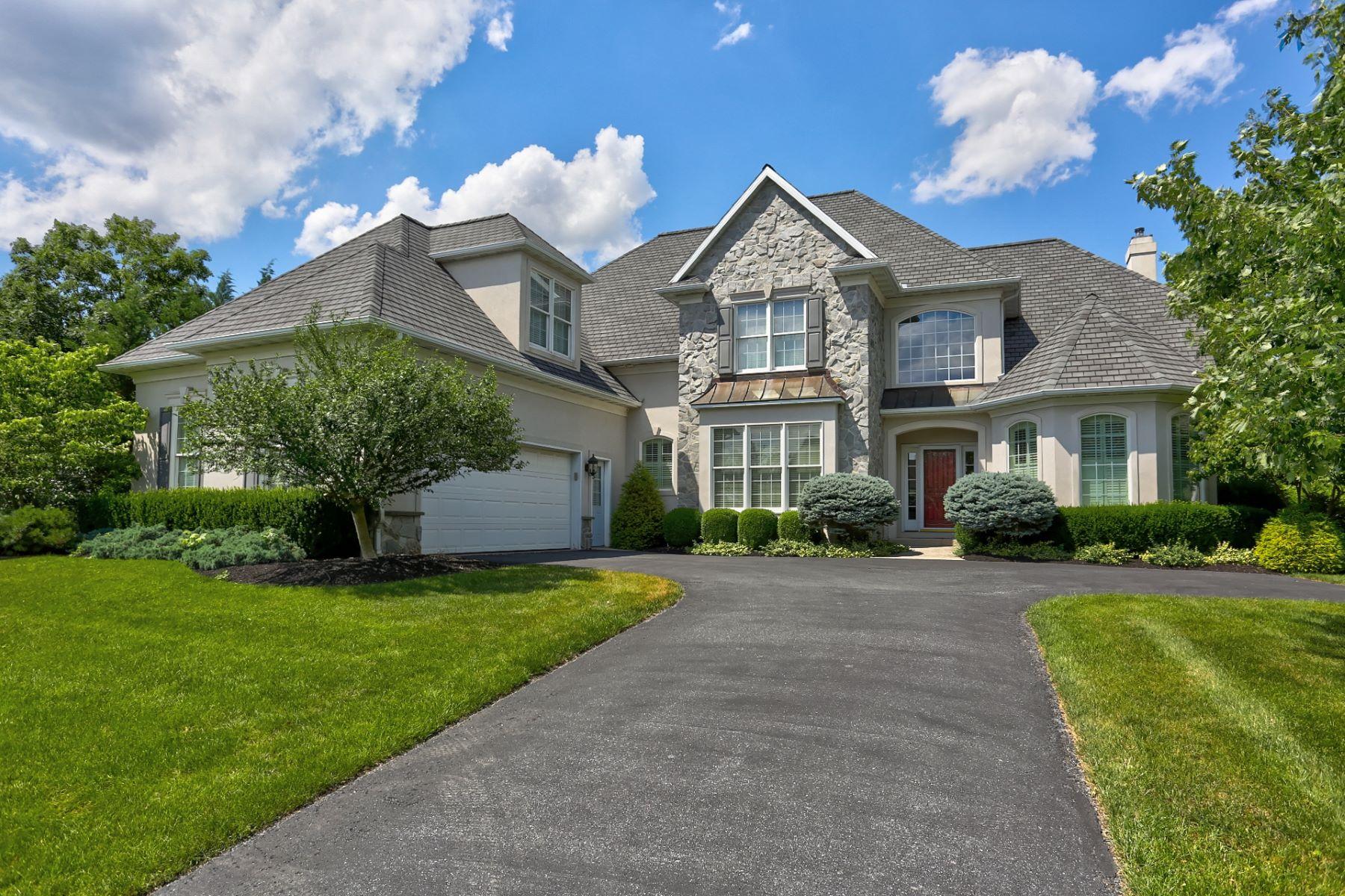 Частный односемейный дом для того Продажа на 663 Goose Neck Dr. Lancaster, 17543 Соединенные Штаты