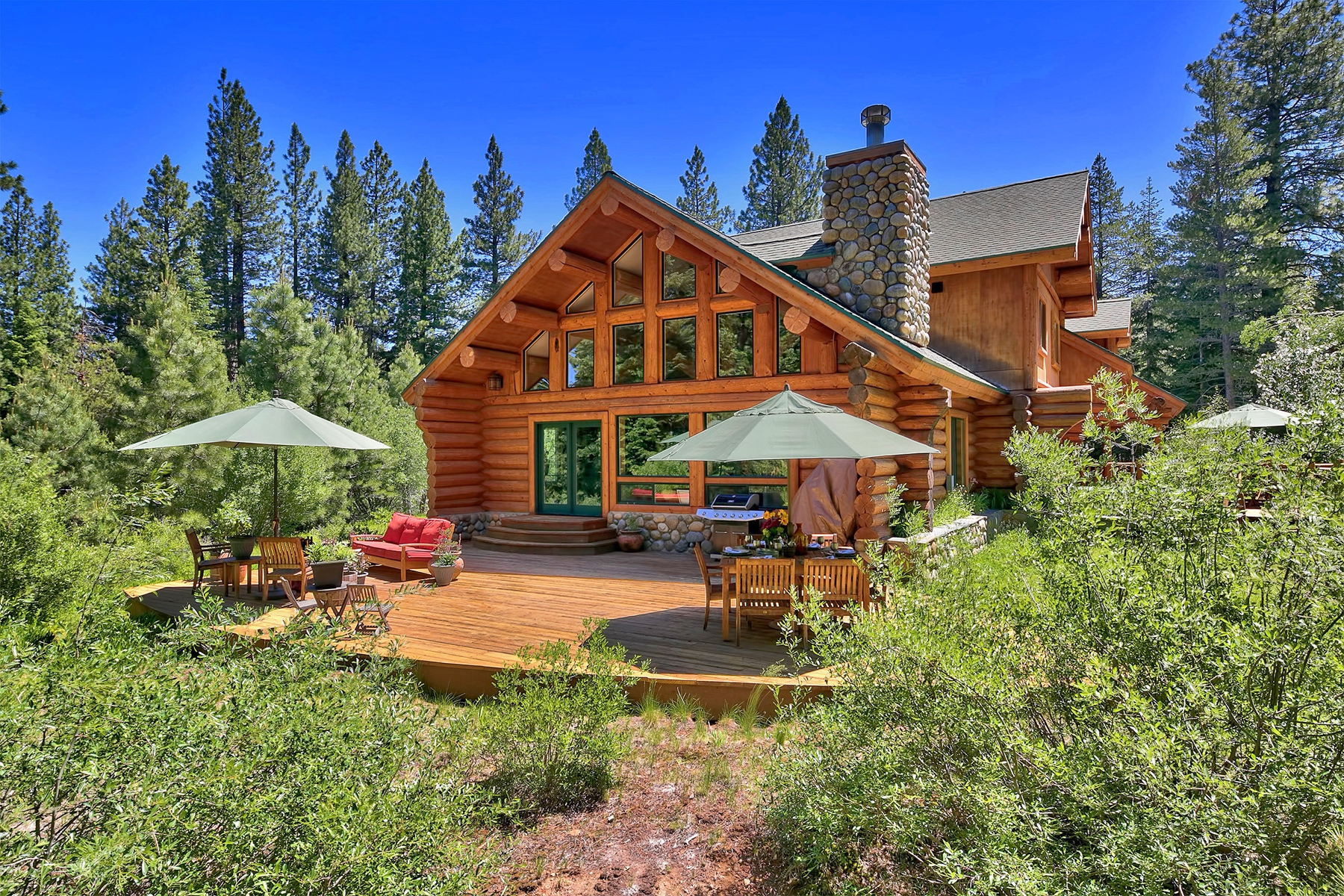 Single Family Homes por un Venta en 11979 Stony Creek Court, Truckee CA 96161 11979 Stony Creek Court Truckee, California 96161 Estados Unidos