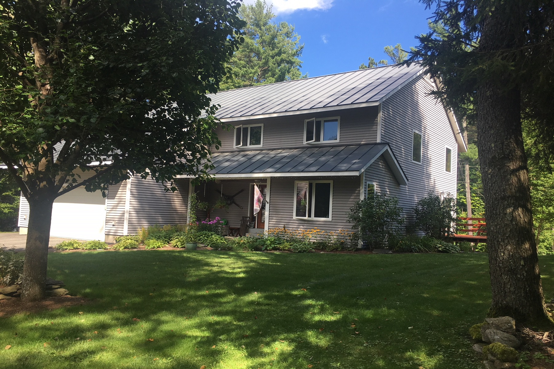 Single Family Home for Sale at Steps from Mt. Ascutney 951 Ski Tow Road West Windsor, Vermont 05089 United States