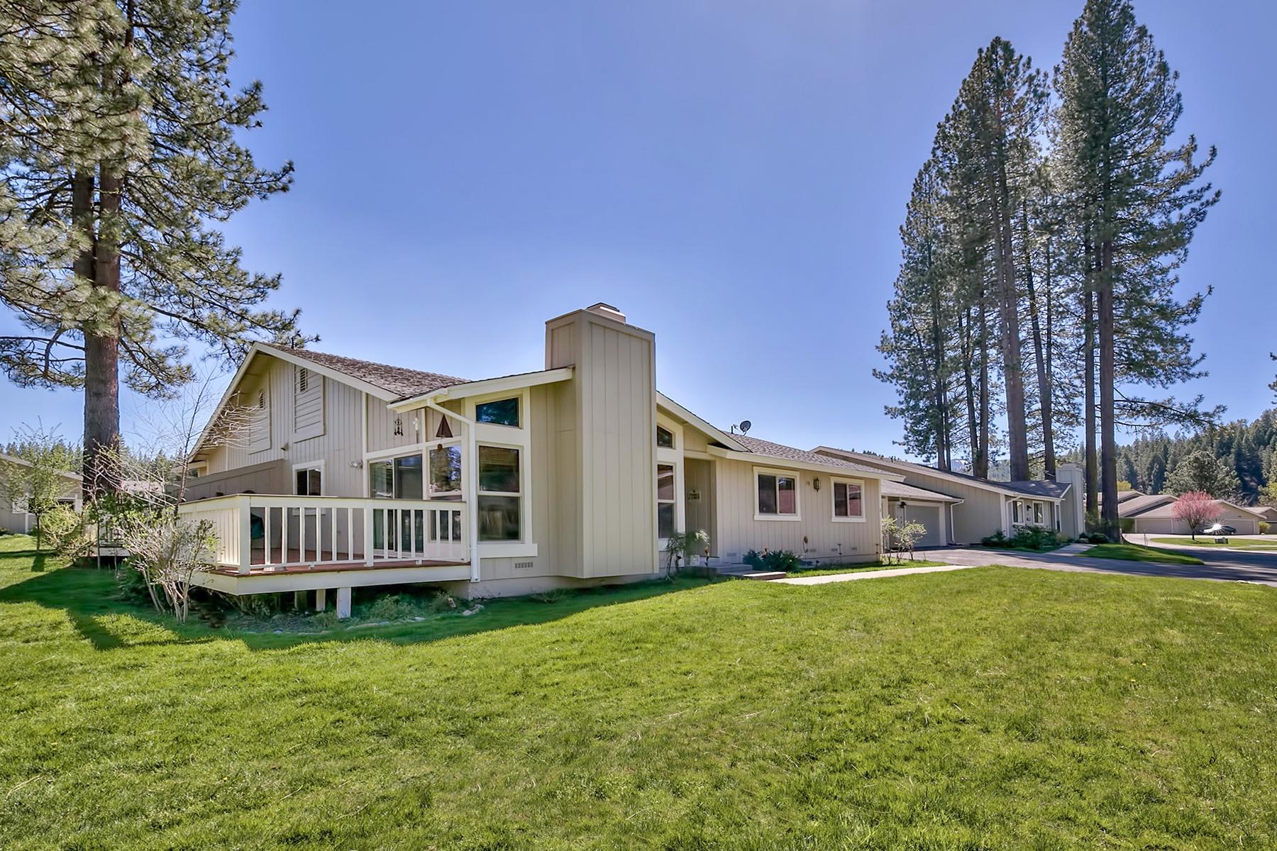 共管式独立产权公寓 为 销售 在 76 W Ponderosa Drive, Blairsden, California 96103 布赖尔斯登, 加利福尼亚州 96103 美国