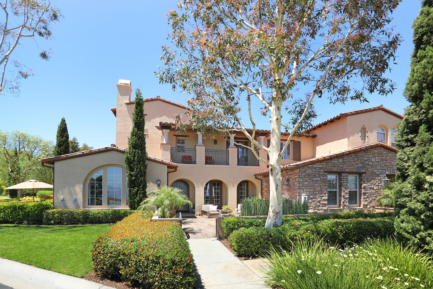 Maison unifamiliale pour l Vente à 10 San Sovino Newport Coast, Californie, 92657 États-Unis