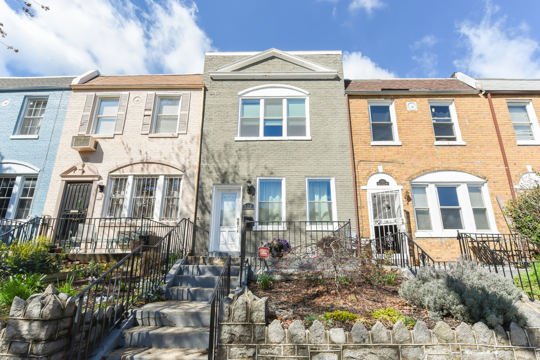 Townhouse for Sale at 128 16th Street Ne, Washington Washington, District Of Columbia, 20002 United States