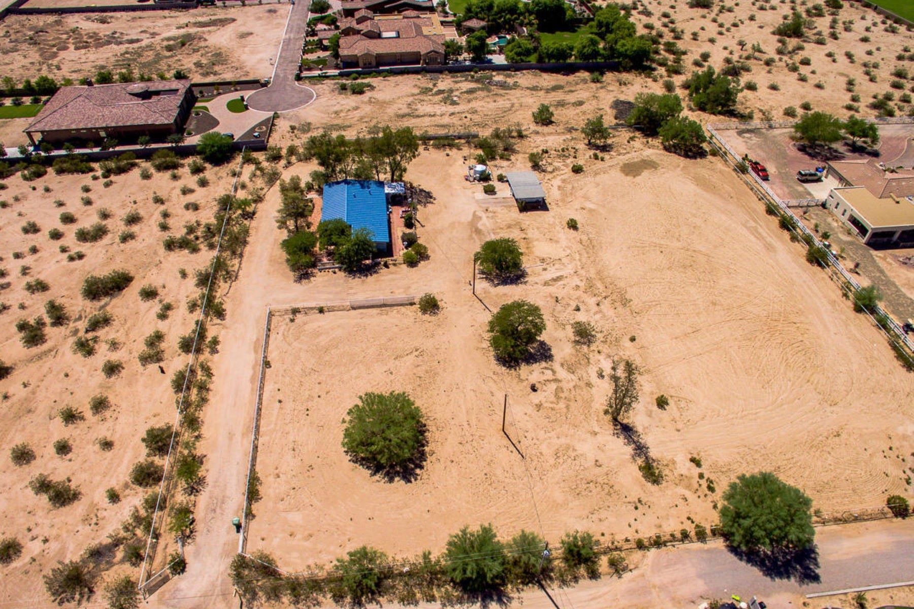 Land for Sale at No HOA Lot! 26415 S 170th St Queen Creek, Arizona 85142 United States