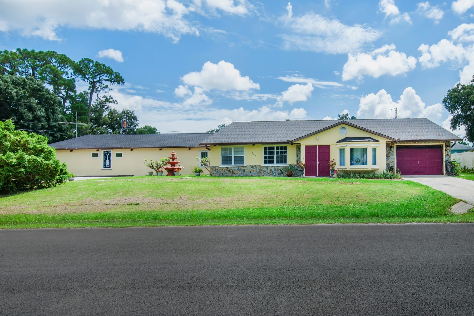 Single Family Homes for Sale at Unique Home Zoned For Many Possibilities 641 Braddock Street Sebastian, Florida 32958 United States