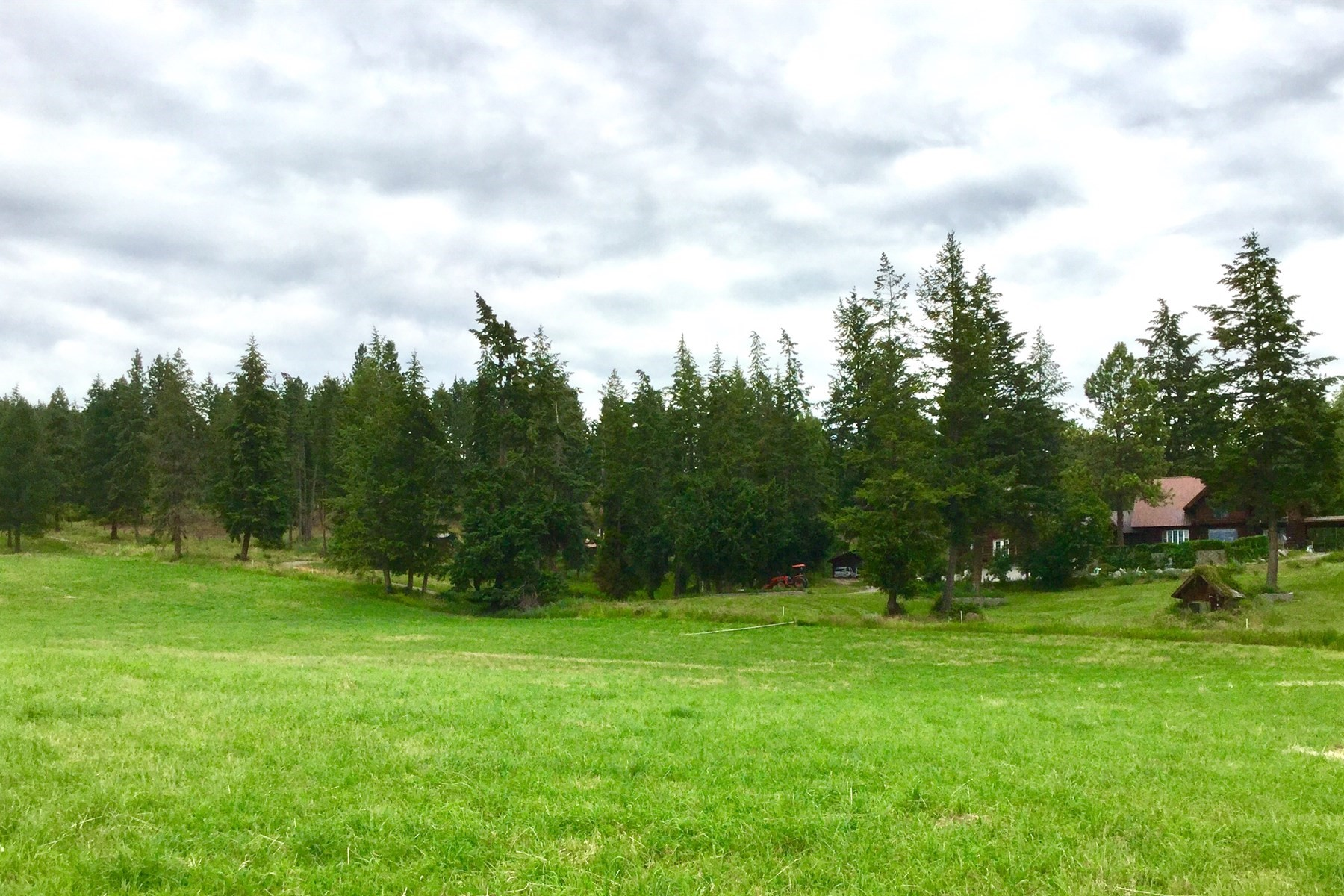 Single Family Homes for Active at Highground Ranch 897 Wallen Rd Bonners Ferry, Idaho 83805 United States