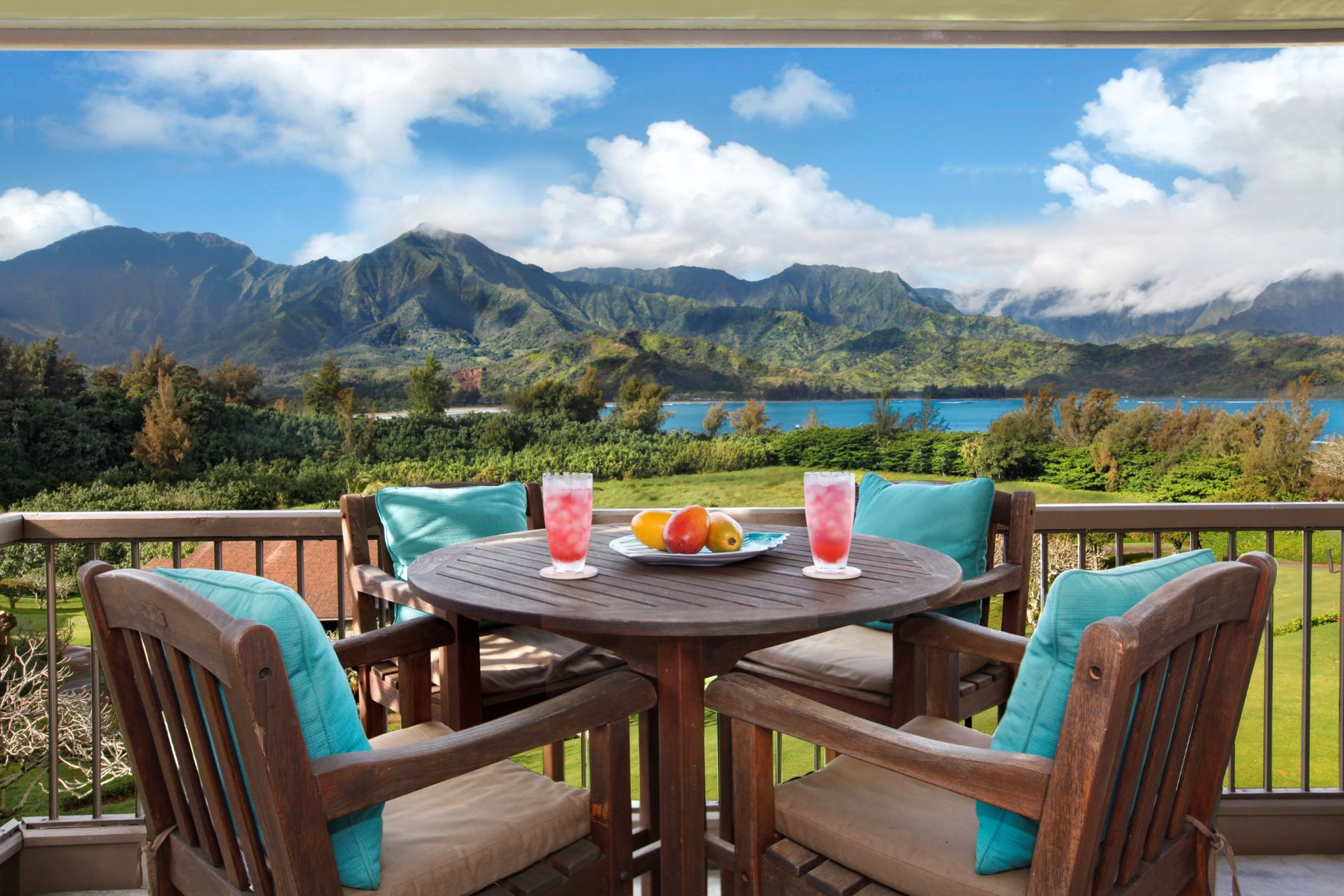 Condominiums for Active at Hanalei Bay Resort 5380 Honoiki Road #C25 Princeville, Hawaii 96722 United States