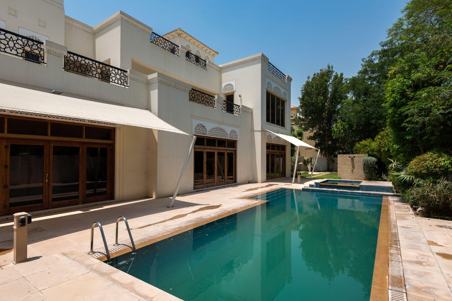 Multi-Family Home for Sale at Al Barari Villa Al Barari, Dubai, United Arab Emirates
