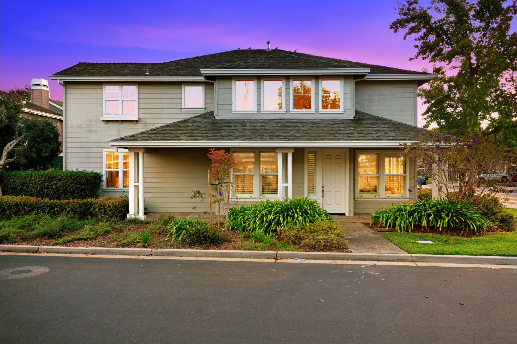 Single Family Home for Active at Fabulous Gossamer Hollow Home 300 Sandhurst Street Redwood City, California 94065 United States
