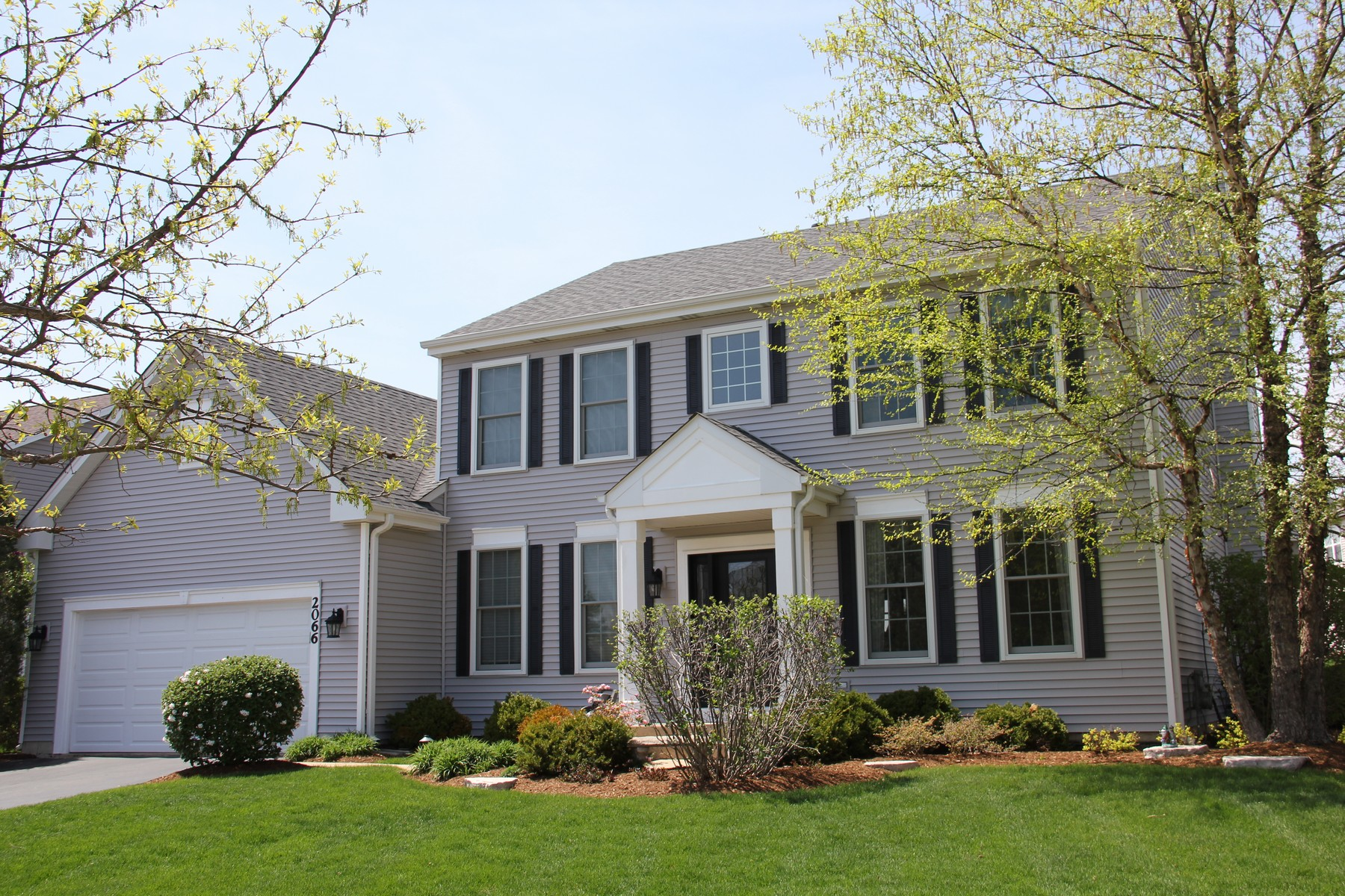 Single Family Home for Sale at Meticulously maintained five bedroom home 2066 Cheshire Drive Hoffman, Illinois 60192 United States