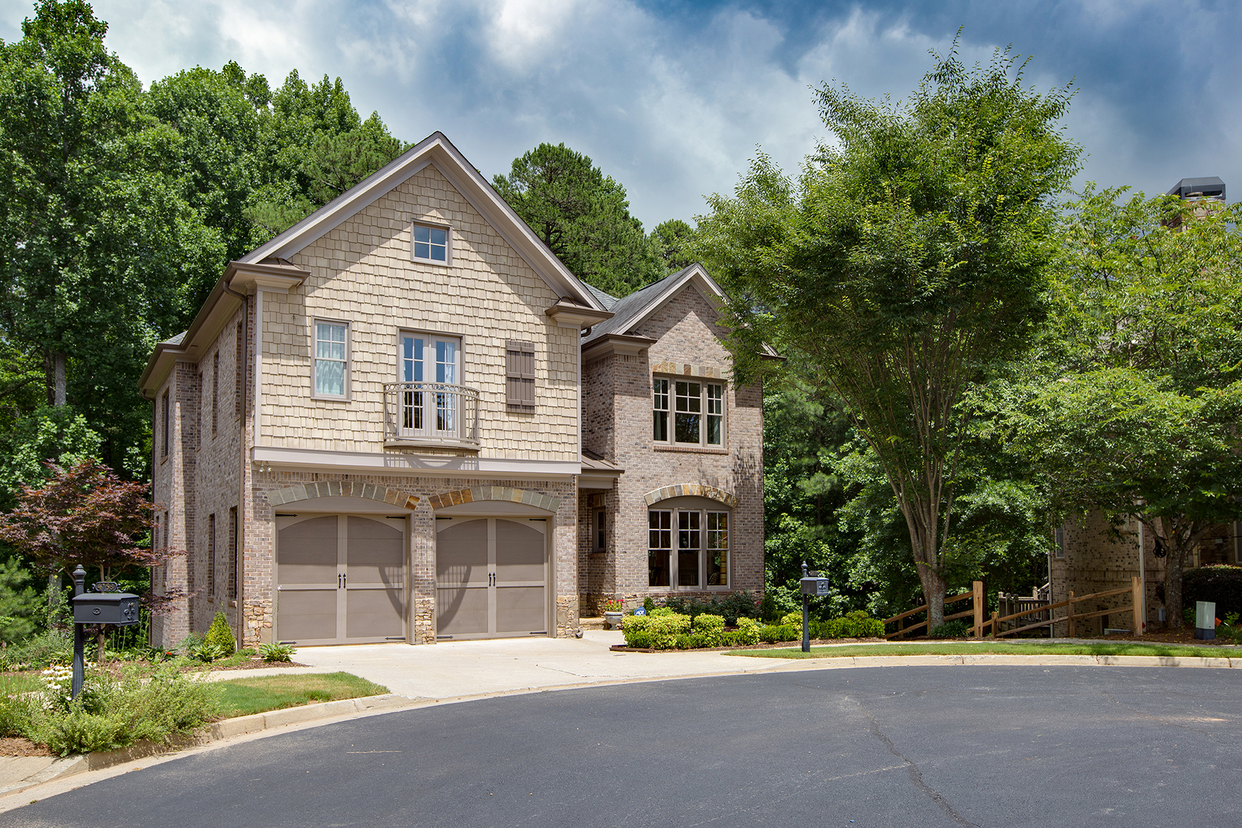 Single Family Home for Sale at Authentic Parkside Living 4762 Lakeway Place Alpharetta, Georgia 30005 United States