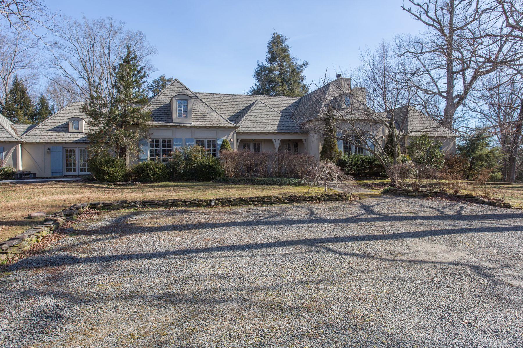 Ferme / Ranch / Plantation pour l Vente à East Leake 4048 Broad Street Goochland, Virginia 23063 États-Unis