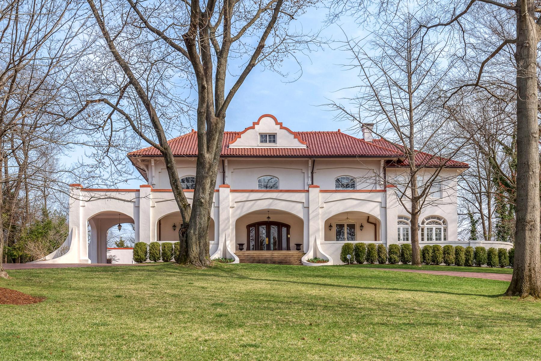 Single Family Home for Sale at Hillside Drive 1108 Hillside Drive St. Louis, Missouri 63117 United States