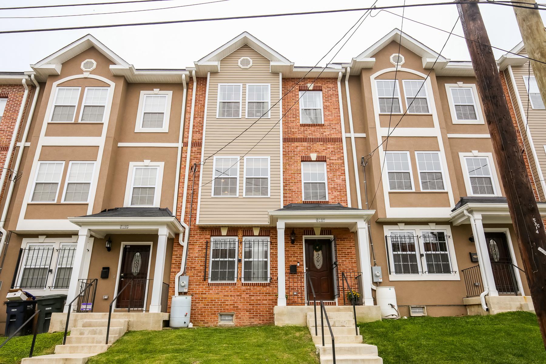 Residência urbana para Venda às 5127 D Street Se, Washington Washington, Distrito De Columbia, 20019 Estados Unidos