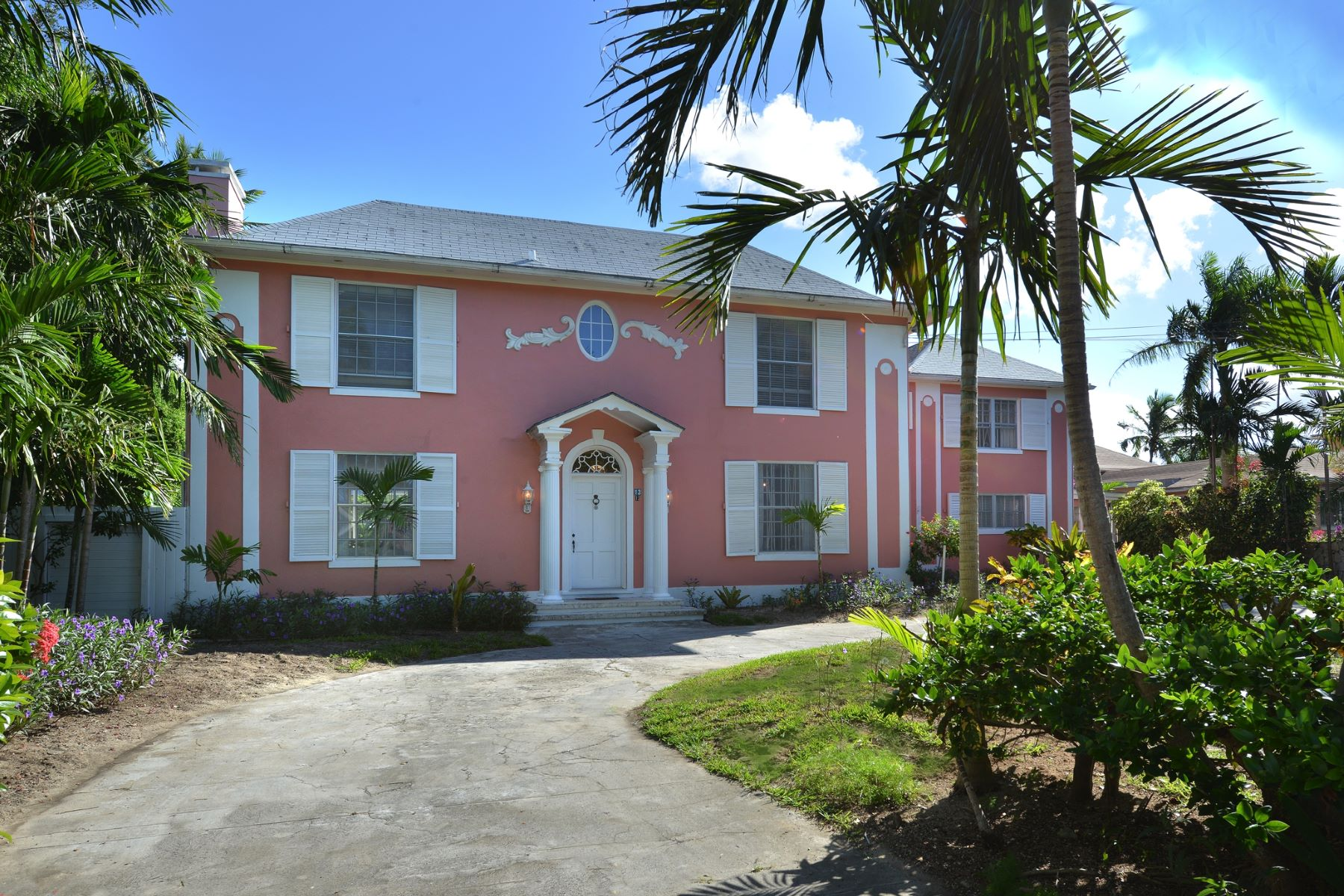 Single Family Home for Sale at Bougainvillea, The Grove Bay Street, Nassau And Paradise Island Bahamas