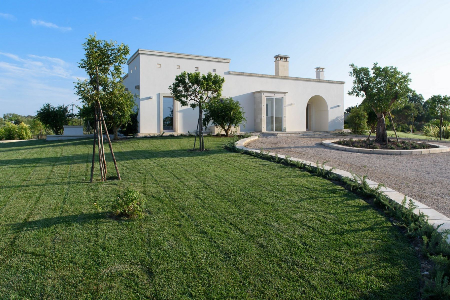 Single Family Home for Sale at Stone design villa in Salento Contrada Contatore Other Lecce, Lecce 73020 Italy