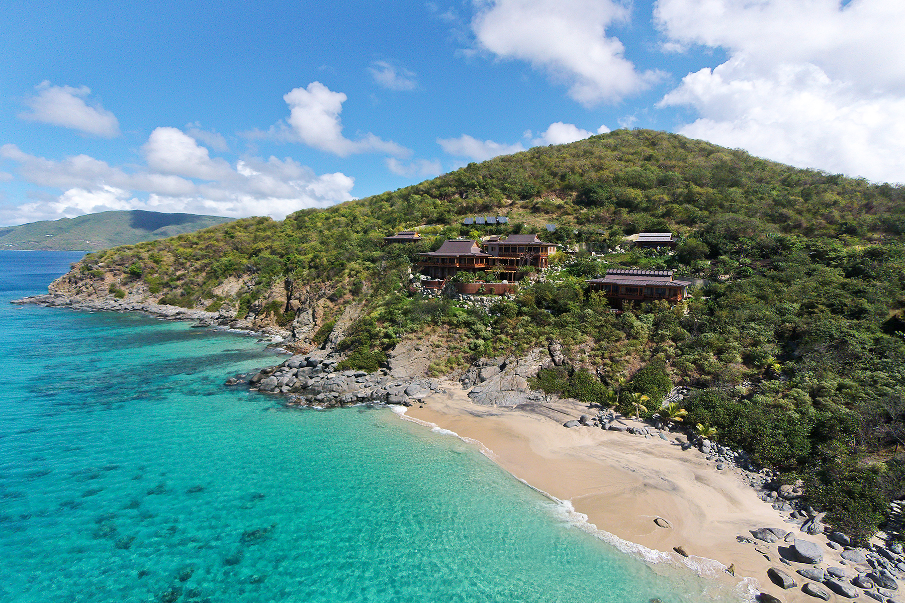 Single Family Homes للـ Sale في Little Dix Bay, Virgin Gorda British Virgin Islands