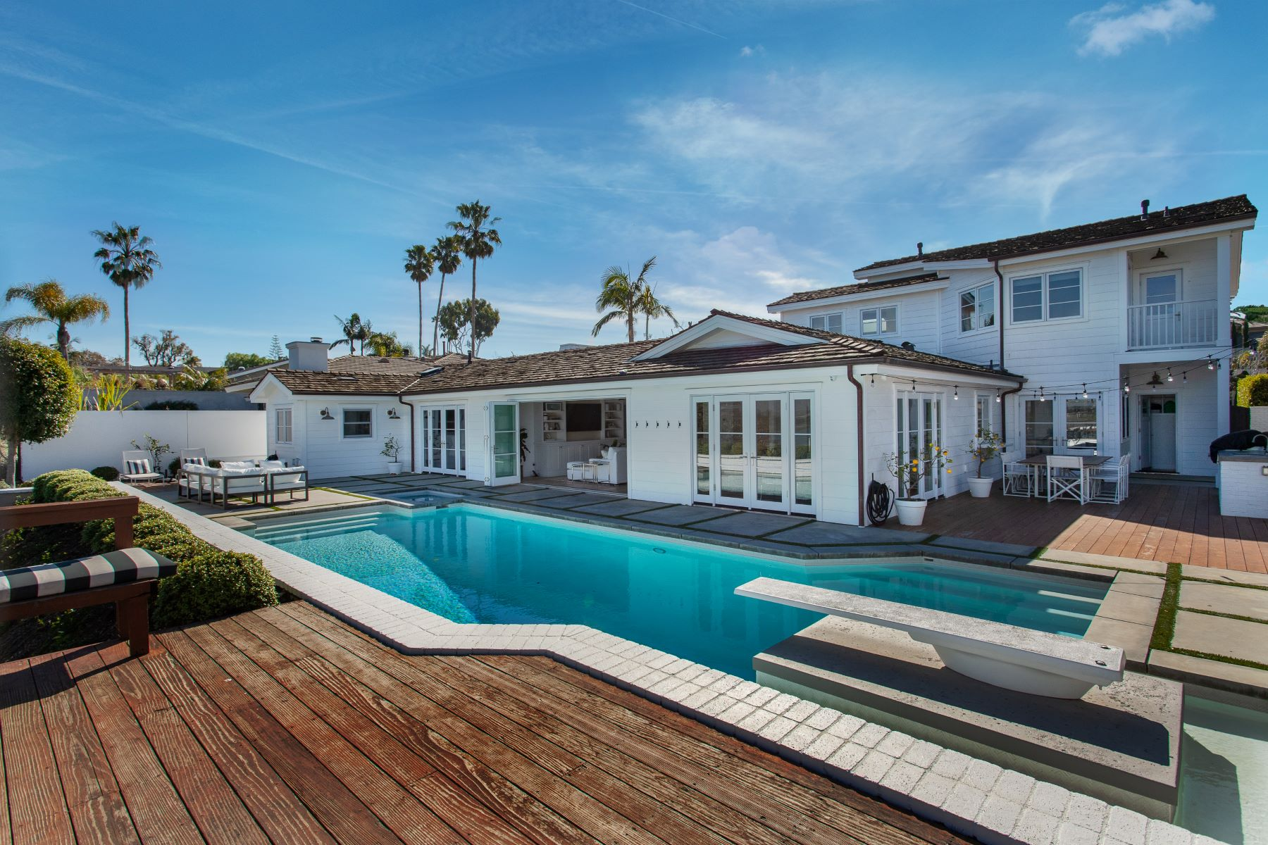 Single Family Homes for Active at 2106 Santiago Dr Newport Beach, California 92660 United States