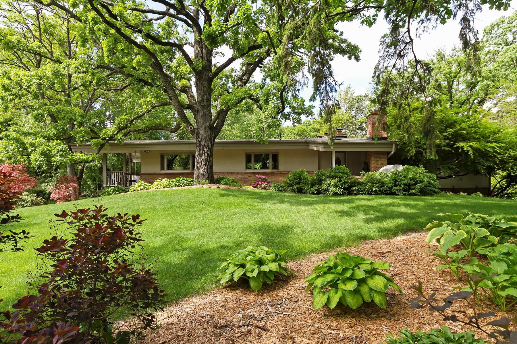 Single Family Homes for Sale at 7070 Willow Creek Road Eden Prairie, Minnesota 55344 United States