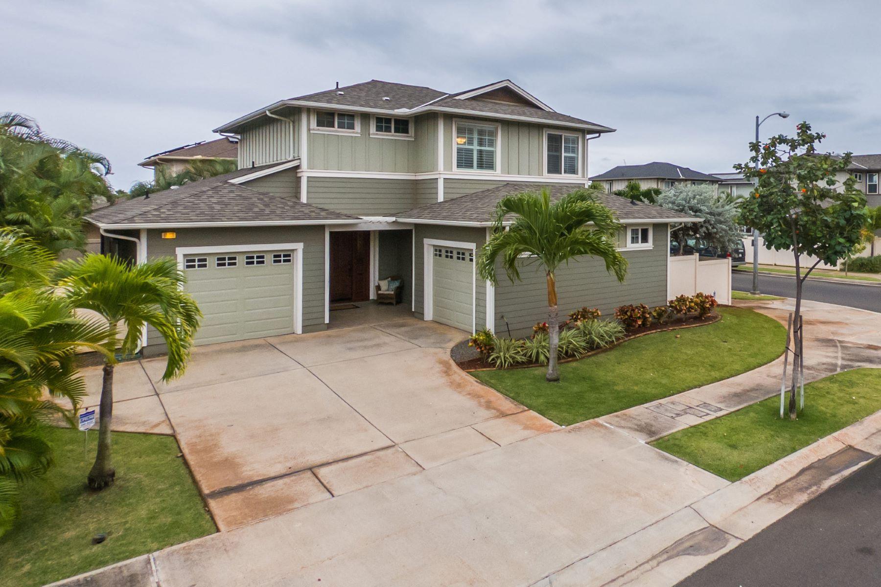 Vivienda unifamiliar por un Venta en Marina Model Home 91-1131 Olowa St Ewa Beach, Hawaii 96706 Estados Unidos