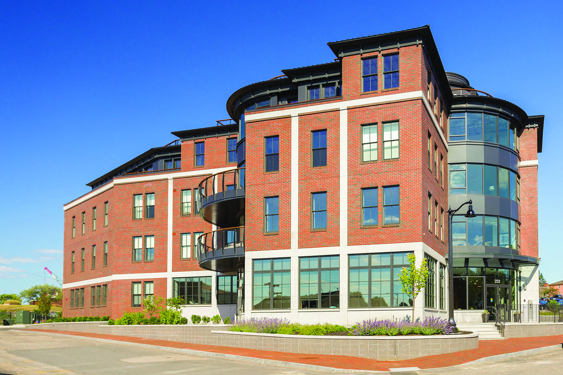 Condominiums for Active at The Coolidge 233 Vaughan Street #203 Portsmouth, New Hampshire 03801 United States