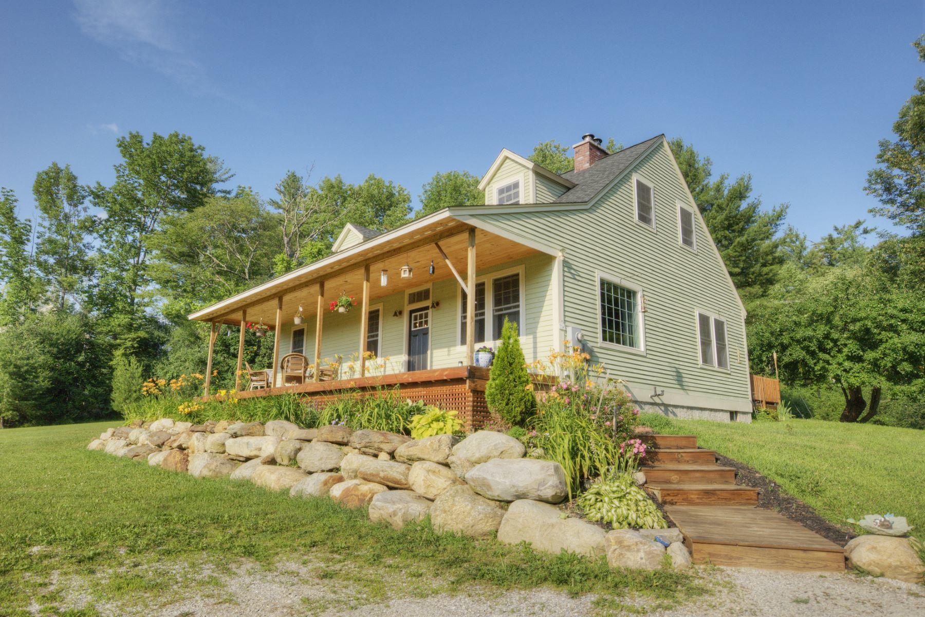 Single Family Home for Sale at Newly Built Amazing Home 280 Haven Hill Rd Wallingford, Vermont 05773 United States